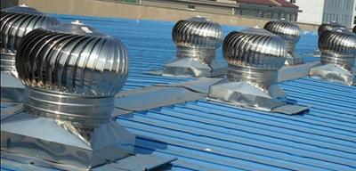 屋顶风帽在设计需注意什么及如何改善